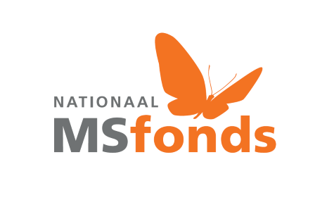 Logo van Nationaal MS Fonds