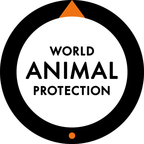 Logo van Word Animal Protection
